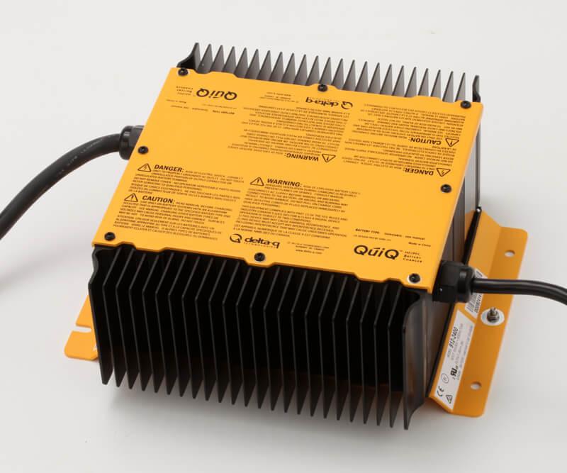 デルタQ社製充電器 QUIQ 24V用
